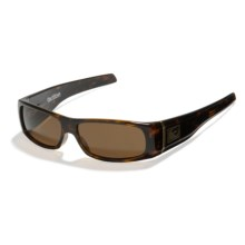 Dragon Optical Faction Sunglasses (For Men and Women) in Tortoise/Bronze - Closeouts