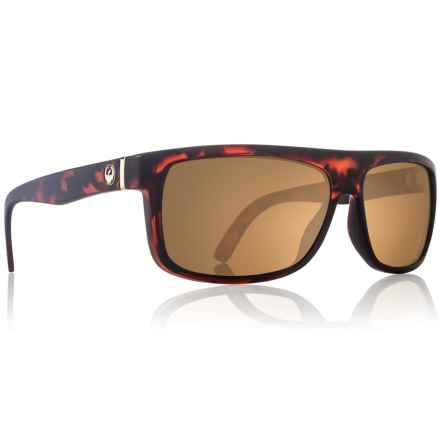 Dragon Optical Wormser Sunglasses in Matte Tortoise/Bronze - Closeouts