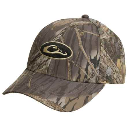 Drake Camo Cap - Waterproof (For Big Kids) in Shadow Branch - Closeouts