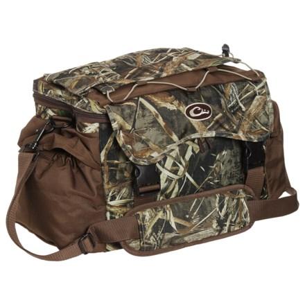 d480f352459d4 Drake Dog Trainer's Field Bag - 1900 cu.in. in Mossy Oak Blades -
