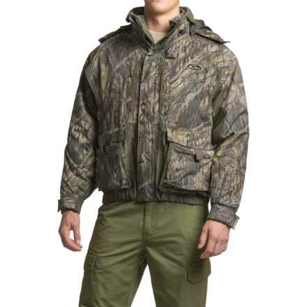 Drake LST EqWader 3-in-1 Plus 2 Wader Coat 2.0 - Waterproof, 4-in-1 (For Men) in Shadow Branch - Closeouts
