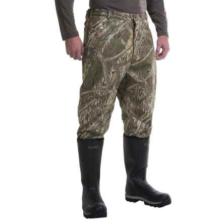 Drake MST Bonded Windproof Fleece Pants - Waterproof (For Men) in Shadow Branch - Closeouts