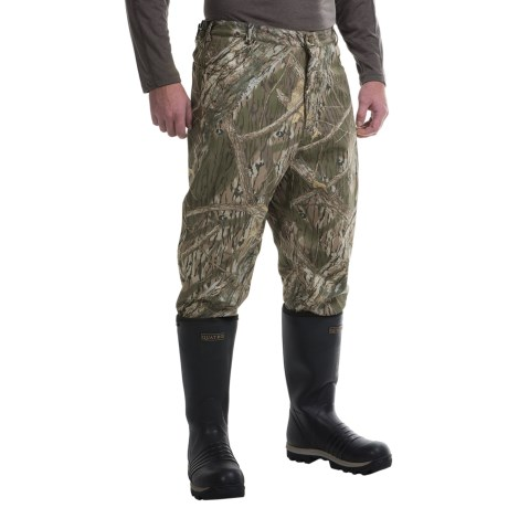 Drake MST Bonded Windproof Fleece Pants – Waterproof (For Men)