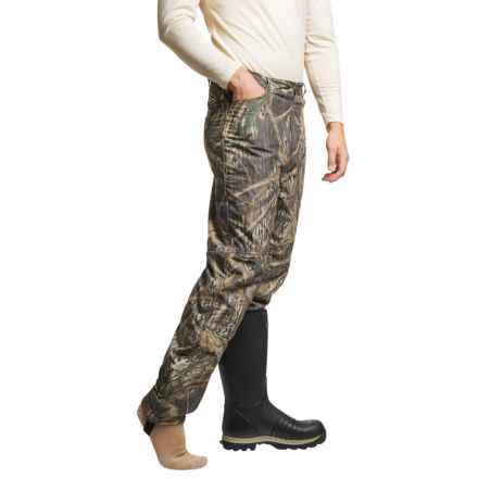 Drake MST Camo Jean-Cut Under Wader Pants - Fleece Lined (For Men) in Shadow Branch - Closeouts