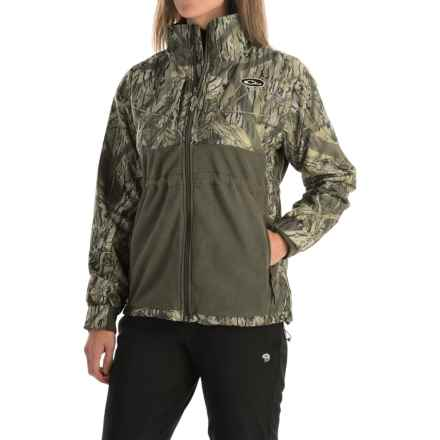 Drake MST Eqwader Jacket - Waterproof, Fleece Lined (For Women) in Shadow Branch - Closeouts
