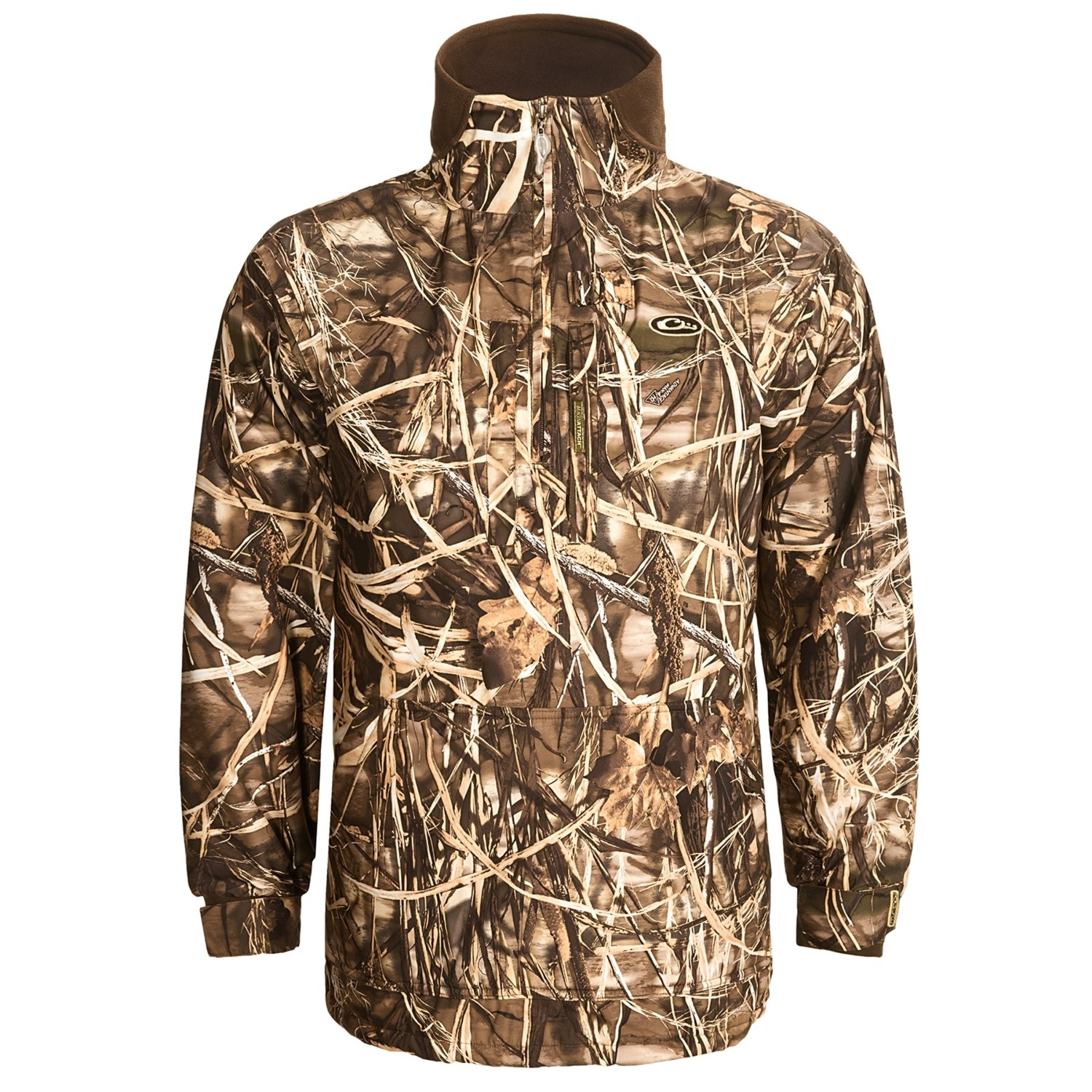Realtree Girl Brand Women's Mia Camo Sweatshirt Xtra at Amazon