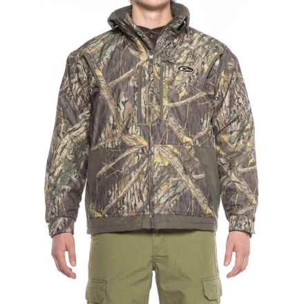 Drake MST Fleece-Lined Jacket - Waterproof (For Men) in Shadow Branch - Closeouts