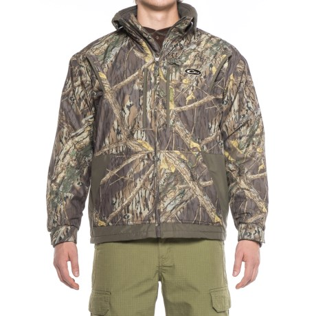 Drake MST Fleece-Lined Jacket - Waterproof (For Men) in Shadow Branch