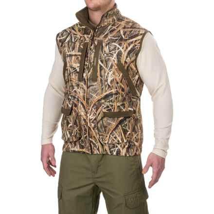 Drake MST Refuge Vest 2.0 - Waterproof (For Men) in Mossy Oak Shadow Grass Blades - Closeouts