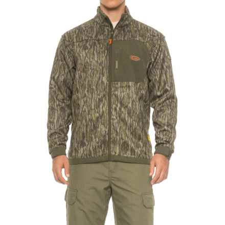 Drake Non-Typical Endurance Jacket (For Men and Big Men) in Mossy Oak Bottomland - Closeouts