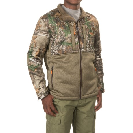 Drake Non-Typical Silencer Double-Impact Jacket (For Men and Big Men) in Realtree X-Tra