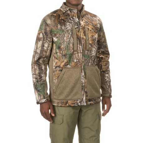 Drake Non-Typical Silencer Soft Shell Jacket (For Men and Big Men) in Realtree X-Tra
