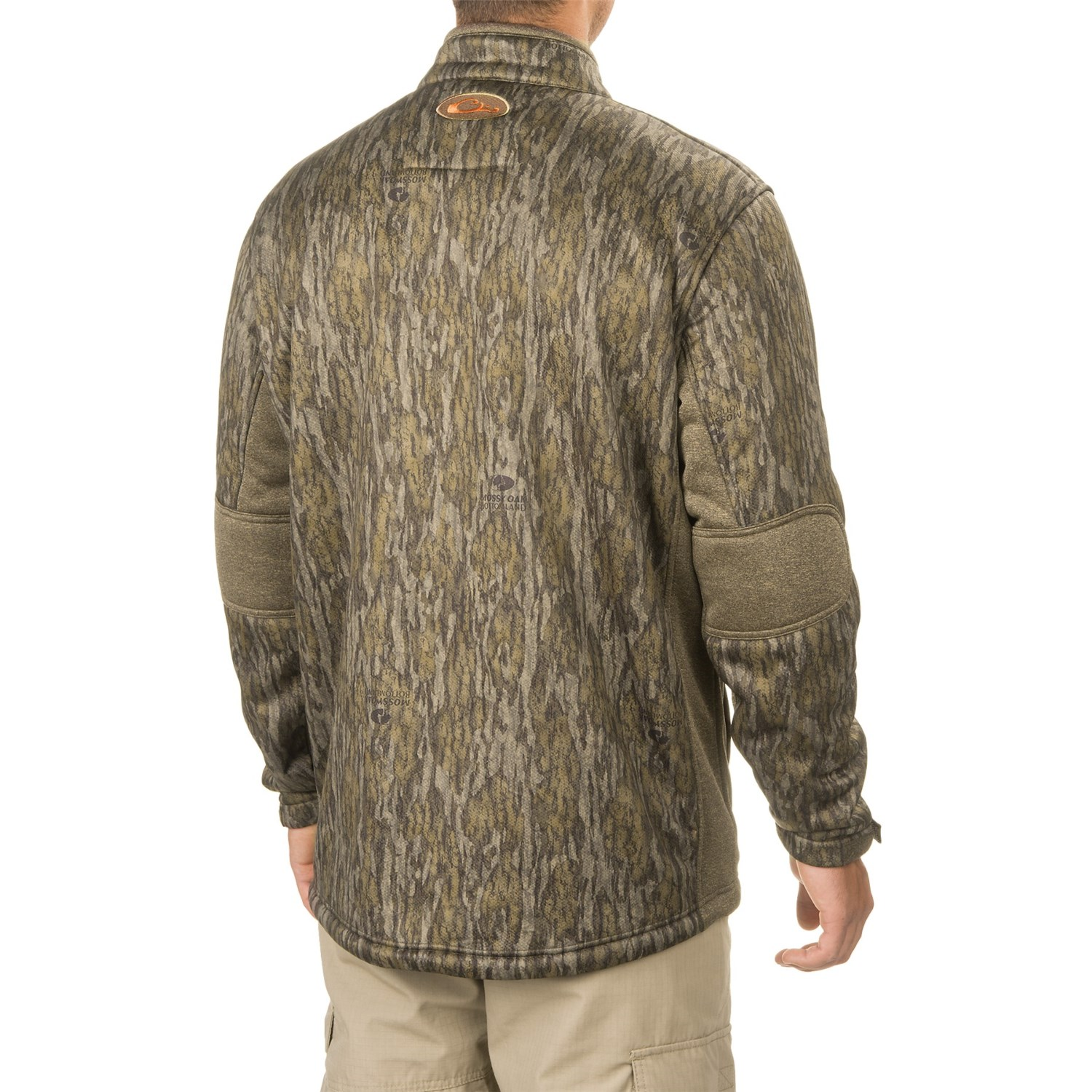 Drake Non-Typical Silencer Soft Shell Jacket (For Men and Big Men ... 72b9cd09a723