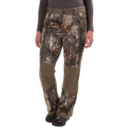 Drake Non-Typical Silencer Soft Shell Pants (For Women) in Realtree X-Tra - Closeouts