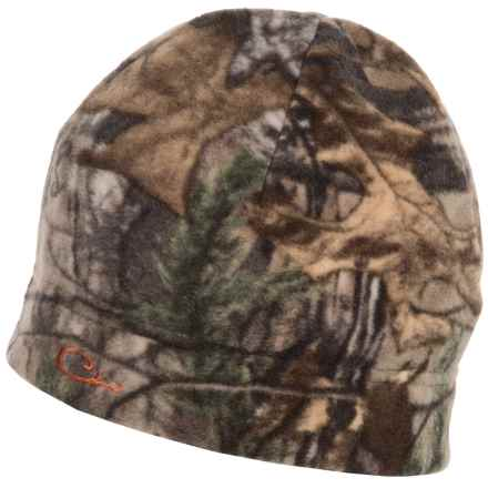 Drake Non-Typical Windproof Fleece Beanie (For Men) in Realtree X-Tra - Closeouts