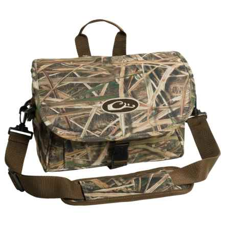 Drake Shell Boss Pack - 3-Box in Mossy Oak Shadow Grass Blades - Closeouts