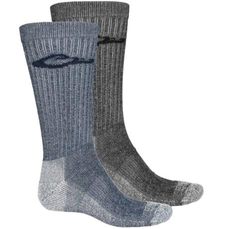 Drake Ultra-Dri CoolMax® Socks - 2-Pack, Crew (For Men) in Denim/Black