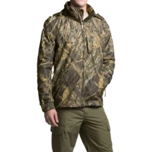 Drake Waterfowl EST Heat-Escape Full-Zip Jacket - Waterproof, Hooded (For Men) in Shadow Branch - Closeouts