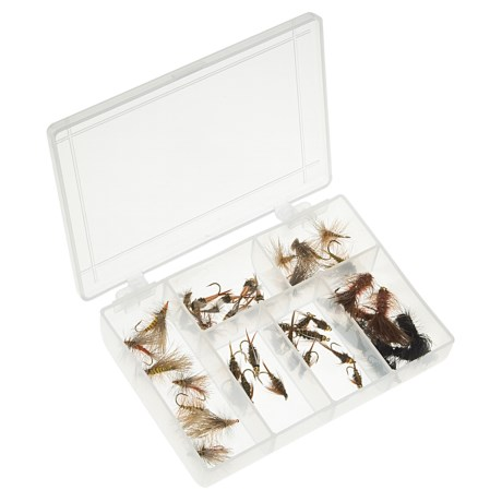 Dream Cast Absolute Assorted Trout Flies - 4 Dozen in Asst