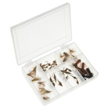 Dream Cast Absolute Assorted Trout Flies - 4 Dozen in See Photo - Closeouts