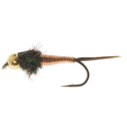 Dream Cast Bead Head BH Copper John Nymph Fly - Dozen in Copper - Closeouts
