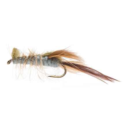 Dream Cast Crayfish Fly - Dozen in Olive Ginger - Closeouts