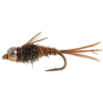 Dream Cast GB Half Flashback Pheasant Tail Nymph Fly - Dozen in See Photo - Closeouts