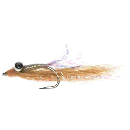 Dream Cast Gotcha Streamer Fly - Dozen in See Photo - Closeouts