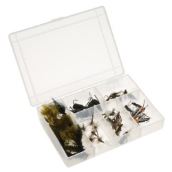 Dream Cast Panfish Assorted Flies - 42-Piece in See Photo