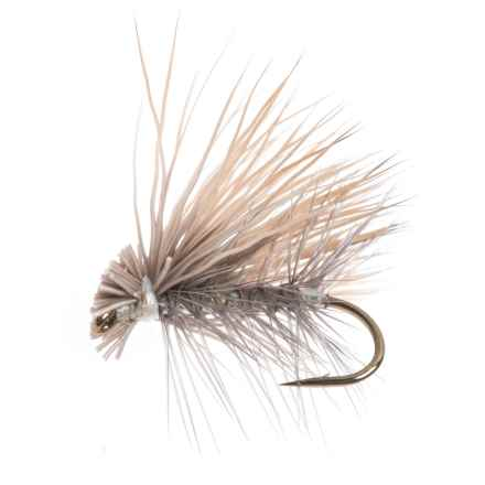 Dream Cast Pearl Elk Caddis Dry Fly - Dozen in See Photo - Closeouts
