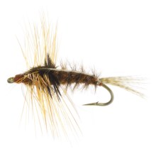 Dream Cast Slate Drake Nymph Fly - Dozen in Natural - Closeouts