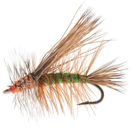 Dream Cast Stimulator Dry Fly - Dozen in Olive