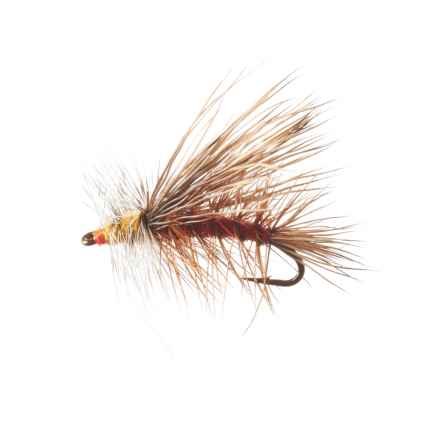 Dream Cast Stimulator Dry Fly - Dozen in Orange - Closeouts