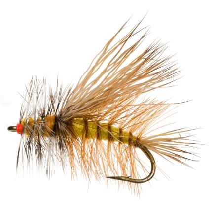 Dream Cast Stimulator Dry Fly - Dozen in Yellow - Closeouts