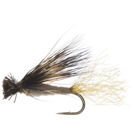 Dream Cast X-Caddis Foam Dry Fly - Dozen in Tan