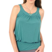 DreamSacks® by Yala Circle Tank Top (For Women) in Marine - Closeouts