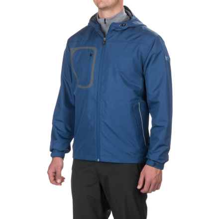 Dri-Duck Dri-Pack Rain Jacket (For Men) in Cobalt - Closeouts