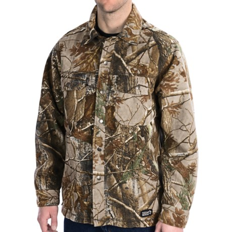 Dri Duck Flex Soft Shell Jacket (For Men) in Realtree Ap