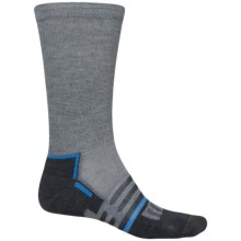 Dri-Stride Lightweight Socks - Crew (For Men) in Charcoal - 2nds