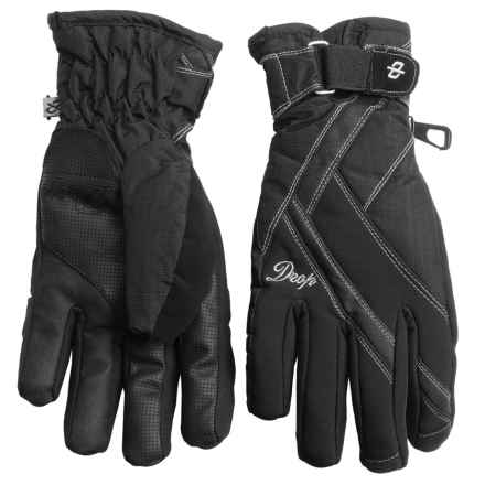 Drop Allure 2 Gore-Tex® Gloves - Waterproof, Insulated (For Women) in Black - Closeouts