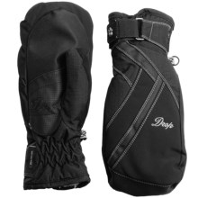 Drop Allure 2 Gore-Tex® Mittens - Waterproof, Insulated (For Women) in Black - Closeouts