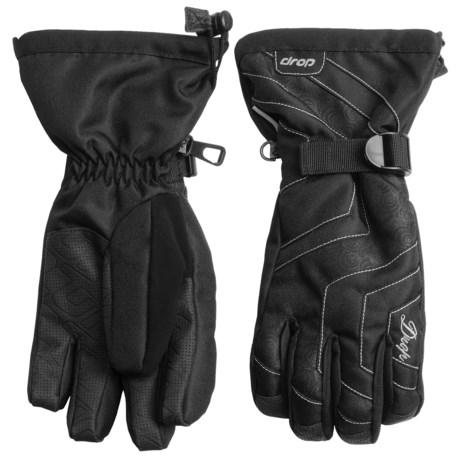 Drop Opener Gauntlet Gloves - Waterproof, Insulated (For Women)