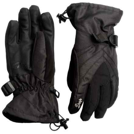 Drop Tiffany III Gloves - Waterproof, Insulated (For Women) in Black - Closeouts
