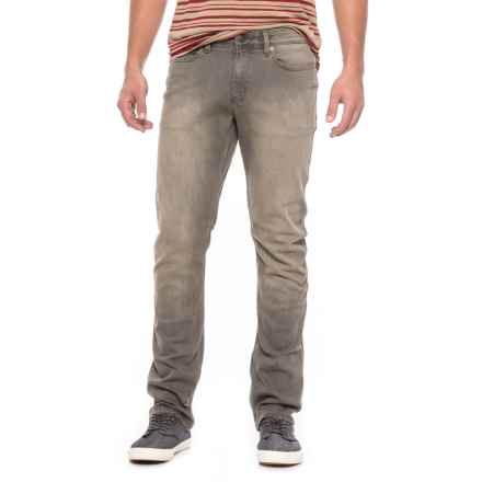 DU/ER High-Performance Denim Jeans - Relaxed Fit (For Men) in Faded Grey - Closeouts