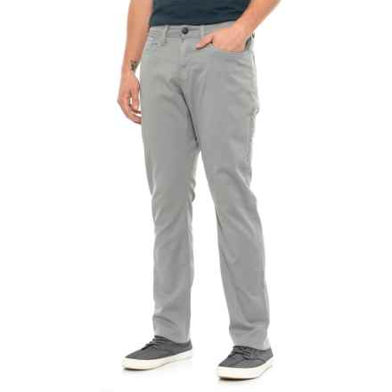 DU/ER Live Lite A/C Relaxed Pants (For Men) in Cinder - Closeouts