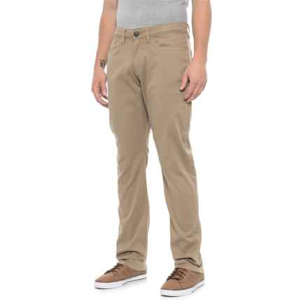 DU/ER Live Lite A/C Relaxed Pants (For Men) in Sahara - Closeouts