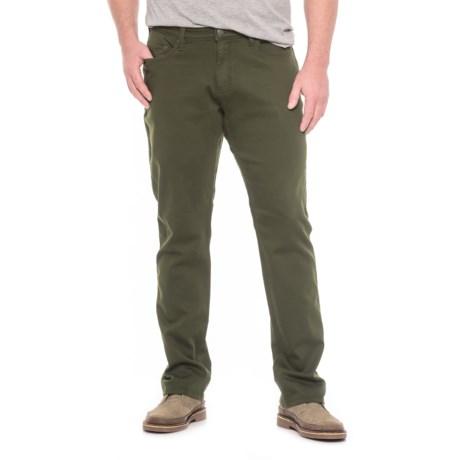 DU/ER No Sweat Pants - Relaxed Fit (For Men) in Olive