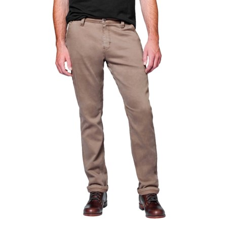 DU/ER No Sweat Utility Pants - Relaxed Fit (For Men) in Desert Brown
