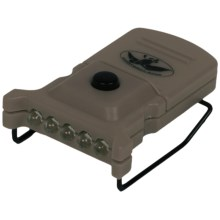 Duck Commander Micro 5-LED Clip Light in Olive - Closeouts
