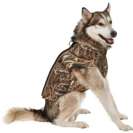 DUCK UNLIMITED Deluxe Dog Vest - Medium